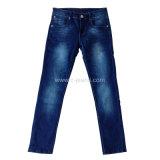 100% Algodón Denim Jeans Skinny Jeans hombre