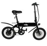 Onebot T4 leichtes faltbares Straßen-Fahrrad mit Geschwindigkeit 25km/H