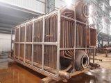 Caldera de vapor del tubo del agua (series del SZL)