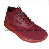 Grandes zapatos coloridos cómodos de la zapatilla de deporte que recorren