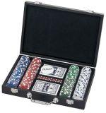 Древесина Покер набор микросхем (LCS-520)