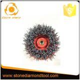 Щетка алмазов Fickert /камня полировка щеточный абразивные щетки