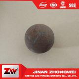 La creación de la bola de acero pulido decemento para la minería y la estación de energía