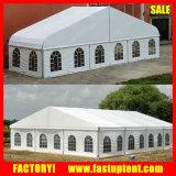 ontwerp van de Tent van de Partij van het Huwelijk van het Frame van de Spanwijdte van 40m het Duidelijke Aluminium Gebogen Grote voor Verkoop