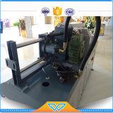 O fio de aço endireitamento e máquina de corte