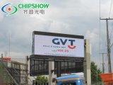 Afficheur LED de publicité polychrome extérieur de Chipshow P20