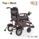 Topmedi Produits de santé médicaux Folding Electric Power Wheelchair for Adults