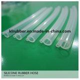 La FDA del grado medico certifica il tubo flessibile della gomma di silicone