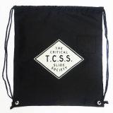 Rucksack hergestellt vom Drawstring-Polyester-Beutel für das Wandern
