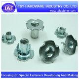 Noix de la noix T de té de fourches de la norme 4 de norme ANSI de qualité
