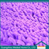 Mat van de Deur van het Bad van Microfiber Chenille van de Levering van de fabriek de Antislip