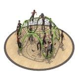 Jardin de l'équipement de terrain de jeux de plein air pour la vente à chaud