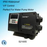 Convertitore di frequenza facile dell'invertitore dell'azionamento del motore della pompa ad acqua IP65 VFD