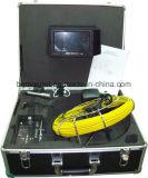 De onderwater Inspectie van de Camera van de Pijp van het Riool met Toetsenbord en Zender 512Hz