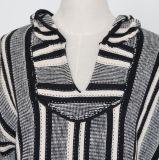 Jaqueta de moletom com capuz feminino em mangas compridas com mangas compridas e bolsos