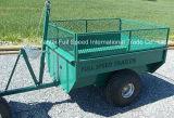 reboque de serviço público off-Road da madeira de ATV; Ferramentas de jardim da exploração agrícola