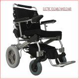 Алюминиевое портативная пишущая машинка и кресло-коляска Folable электрическая, с батареей лития