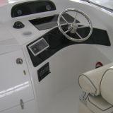 barcos expressos do cruzador da fibra de vidro de 23FT para a venda