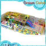 Игрушка детей роскошной спортивной площадки малышей крытой крытая