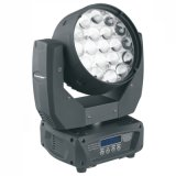 19X15W RGBW 4en1 Zoom de píxeles Cabezal movible LED bañador de pared