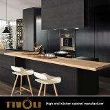 現代キャビネットデザイン指の引きの台所家具(AP003)