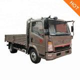 HOWO Dongfeng lumière Isuzu JAC Mini camion cargo 4X2 4X4