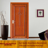 習慣Mfdの木のパネル・ドア(GSP8-012)