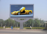 Écran extérieur d'Afficheur LED de P5 SMD2727 pour le vidéo de la publicité extérieure
