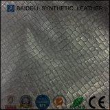 Cuero sintetizado elástico de la ropa de la PU