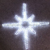 Décoration de Polaris LED Star Holiday Star Ramadan Motifs des feux