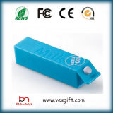 Milk Design 18650 Batterie 2600mAh Power Bank pour iPhone / Samsung