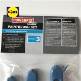 Ensemble bleu d'extrémité de pinceau Powerfix Lidl