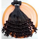 Pelo recto brasileño de Funmi de la Virgen pura sin procesar natural del pelo