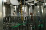 Machines recouvrantes remplissantes de mise en bouteilles automatiques d'huile de cuisine