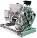 gerador do diesel do cilindro 15kVA 4