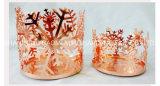 Supporto di candela romantico, supporto di candela domestico della decorazione