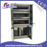 Four pour pâtisserie de gaz de matériel de traitement au four de paquet de pâtisserie pour le système de biscuit