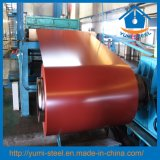 L'acciaio galvanizzato tuffato caldo arrotola PPGI PPGL