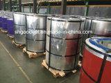 Acier plongé chaud de Galvalume de Gi d'Alu-Zinc de G550 Az150 55% en acier de Yehui de bobine