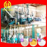 10t complètent la ligne de Miling de maïs machine de minoterie de maïs pour la Zambie du Kenya