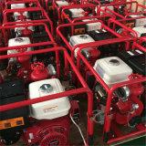 Водяная помпа высокой эффективности с двигателем и рамкой Хонда
