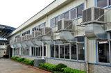 Refrigerador de aire evaporativo industrial del acondicionador de aire refrigerado por agua de la calidad superior