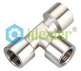 Ajustage de précision pneumatique convenable en laiton de qualité avec du ce (PLF10-G03)