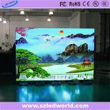 La publicité d'écran polychrome de coulage sous pression d'intérieur de location de panneau de l'Afficheur LED P3.91 (CE, RoHS, FCC, ccc)