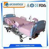 油圧調節可能な出産経済的な妊婦配達Ldrは寝かせるセリウムのFDA (GT-OG800B)が付いているGynecology表の操作の椅子を