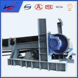 Rodillo de transporte de piedras de carga pesada para transportador