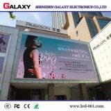 Imperméable P5 Afficheur à LED pour la publicité de plein air avec la haute définition