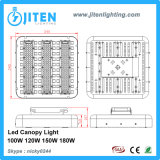 LED 닫집 주유소 전등 설비 180W 표면 마운트 IP65 옥외 빛