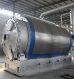 Pneu de resíduos para instalações de óleo com marcação, SGS, ISO