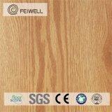 Bevloering van pvc Unilin van 100% klikt de Maagdelijke Materiële Binnen Commerciële Plank